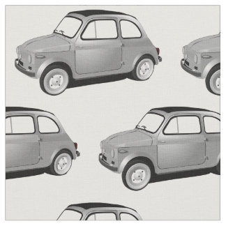 Fiat 500 Classic Car Fabric