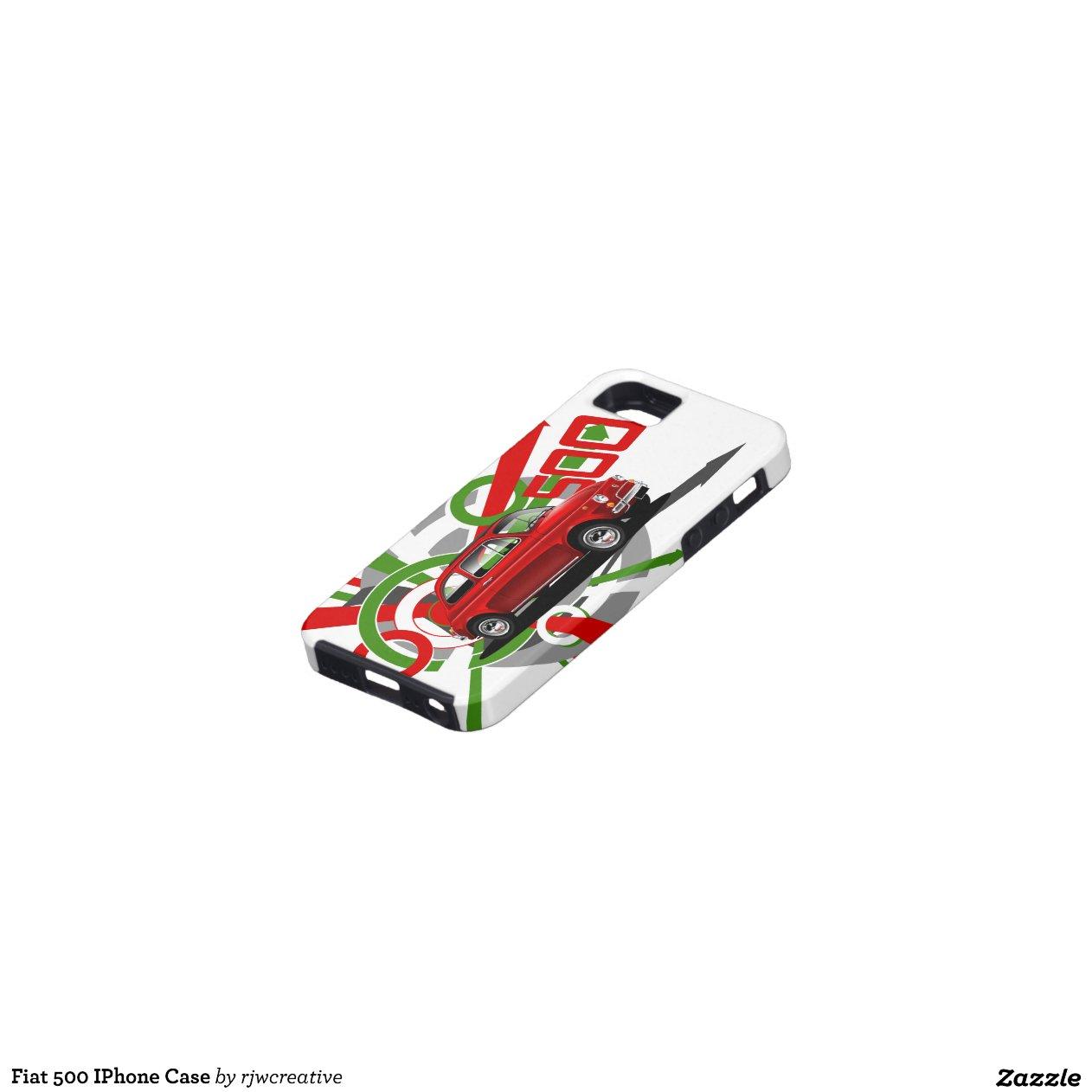 Fiat Iphone Case