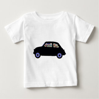 Fiat Filled With Sugar Skulls Baby T-Shirt
