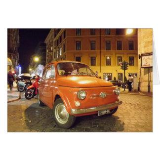 Fiat in Rome Card