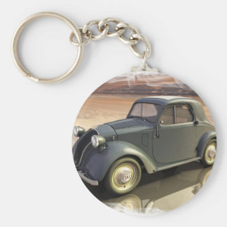 Fiat Topolino Key Ring