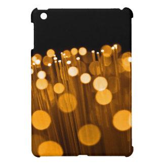 Fiber optic abstract. case for the iPad mini