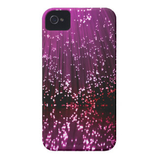 Fiber optic abstract. Case-Mate iPhone 4 case