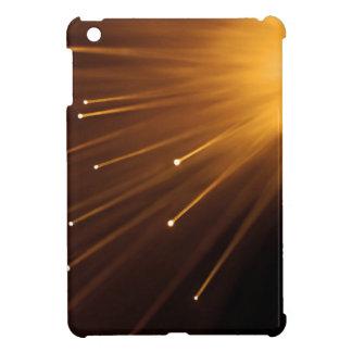 Fiber optic abstract. cover for the iPad mini