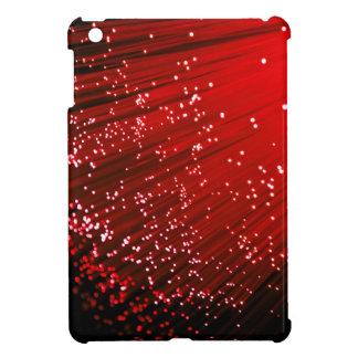 Fiber optic abstract. iPad mini cases