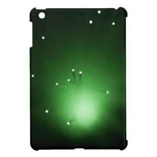 Fiber optic abstract. iPad mini cover