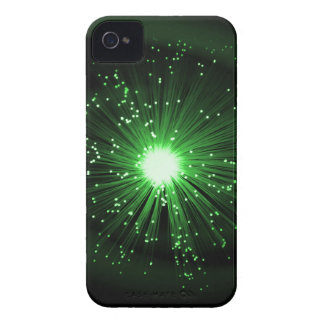 Fiber optic abstract. iPhone 4 case
