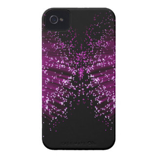 Fiber optic abstract. iPhone 4 Case-Mate case