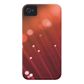 Fiber optic abstract. iPhone 4 Case-Mate cases