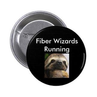 Fiber Wizards Running Pin