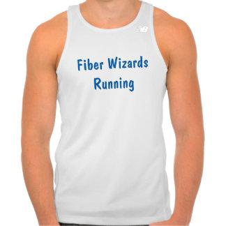 Fiber Wizards Running Singlet