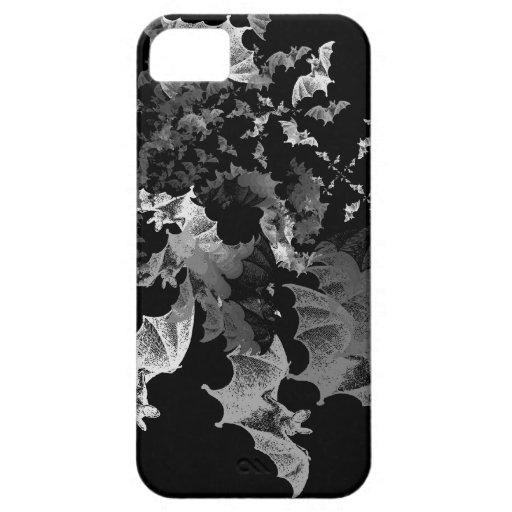 Fibonacci Bats Black iPhone 5 Case