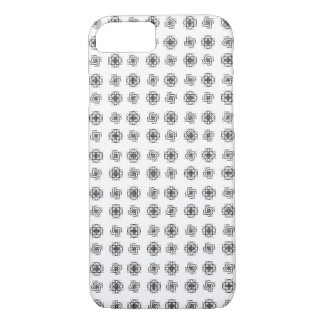 Fibonacci Flowers Pattern marries iPhone 8/7 Case