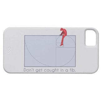 Fibonacci joke iPhone 5 cases