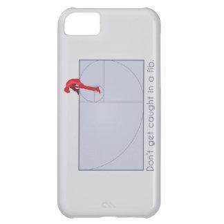 Fibonacci joke iPhone 5C case