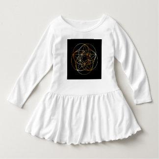 Fibonacci Spiral- The sacred geometry Dress
