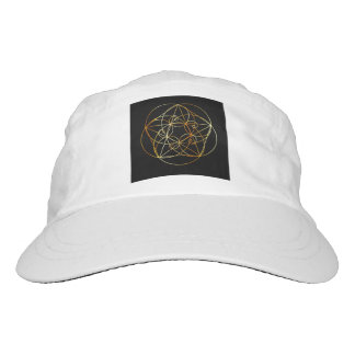 Fibonacci Spiral- The sacred geometry Hat