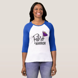 Fibro Warrior Shirt For Women