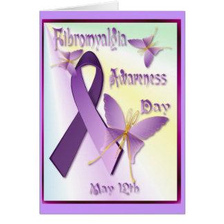 Fibromyalgia Awareness Day Card