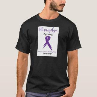 Fibromyalgia Awareness Design T-Shirt