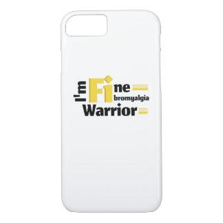 Fibromyalgia Awareness Symptoms iPhone 8/7 Case