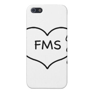 Fibromyalgia Humaneness Campaign Speck Case Case For The iPhone 5