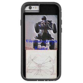 Fibromyalgia Rider Phone Case