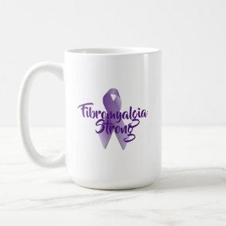 Fibromyalgia Strong Empowering Mug