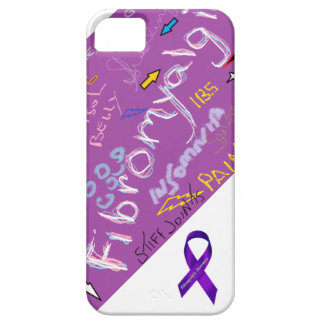 Fibromyalgia Symptoms iPhone 5 Covers