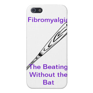 Fibromyalgia: The Beating Without the Bat Covers For iPhone 5