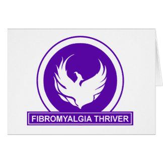 Fibromyalgia Thriver Card