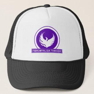 Fibromyalgia Thriver Trucker Hat