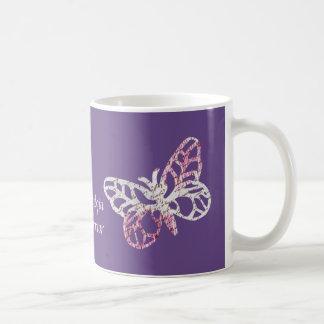 FIBROMYALGIA WARRIOR mug