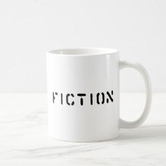 Fiction Basic White Mug