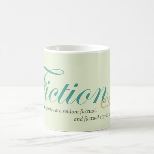 Fiction Lover's Mug