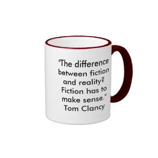 Fiction & Reality Mug