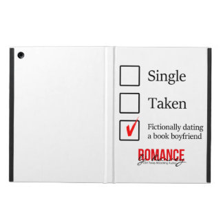 Fictionally Dating a Book Boyfriend Case For iPad Air