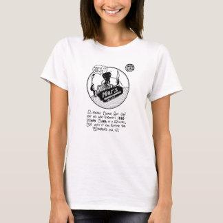 "FICTS ""Ants"" Ladies Babydoll T-Shirt"