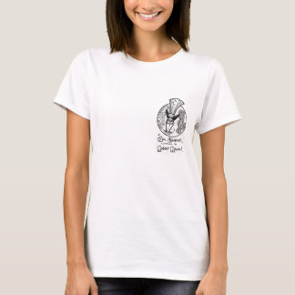 """FICTS """"Collection"""" Ladies Babydoll T-Shirt"""