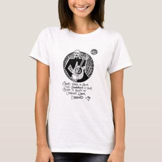 "FICTS ""Guitar Legend"" Ladies Babydoll T-Shirt"
