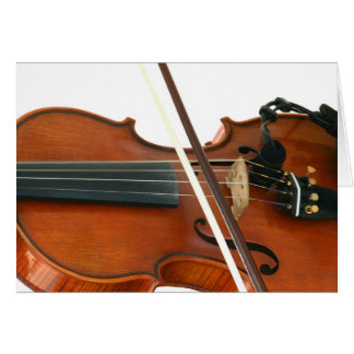 Fiddle Card