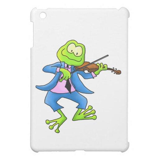 Fiddle Frog iPad Mini Cover