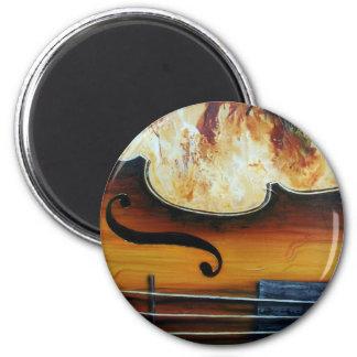 Fiddle Magnet