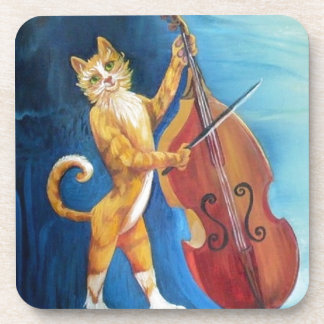 """""""Fiddle Me This"""" Coaster"""