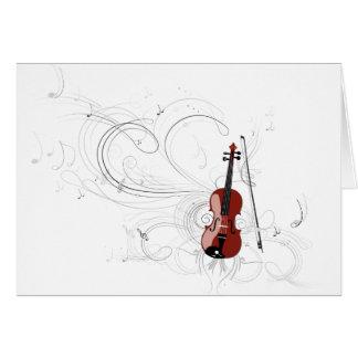 Fiddle Symphony Cards