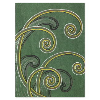 Fiddlehead Fern Tissue Paper