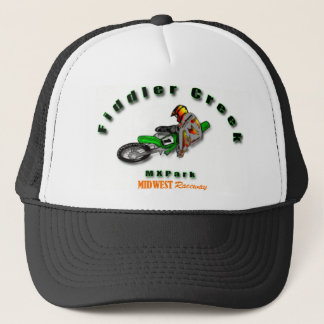 Fiddler Creek Arch Logo Line Trucker Hat