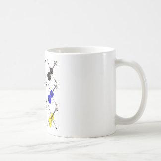 Fiddles Coffee Mug