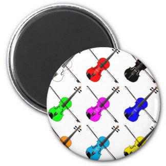 Fiddles Magnet