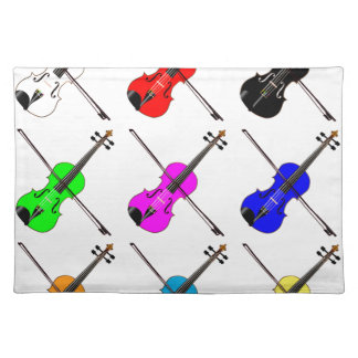 Fiddles Placemat
